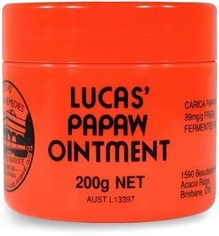 Lucas Papaw Ointment 200gm Jar-Health Tree Australia