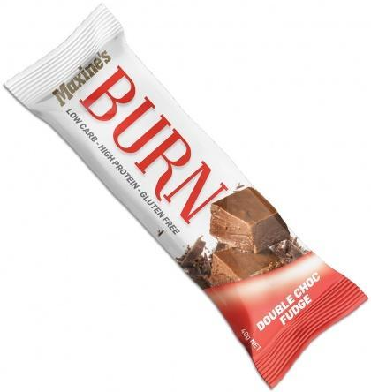 Maxine's Burn Bar Choc Caramel Crunch G/F 12x40g-Health Tree Australia