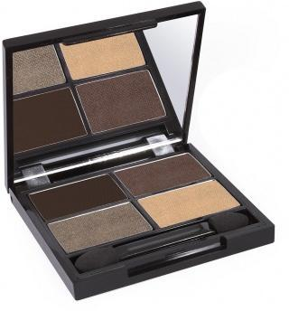 Zuii Quad Eyeshadow Natural 6g
