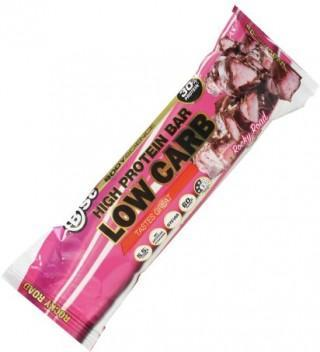 Bsc High Protein Low Carb Bar Rocky Road 8x60g