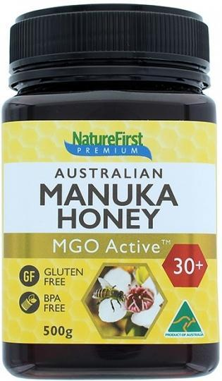 NATURE FIRST Honey Manuka (AU) MGO Active 30+ G/F 500g