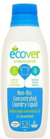 Ecover Laundry Liquid Concentrate 750ml-Health Tree Australia