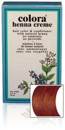 Colora Henna Creme 59ml - Chestnut-Health Tree Australia