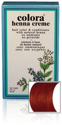 Colora Henna Creme 59ml - Mahogany