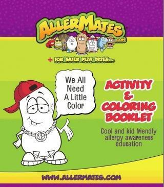 AllerMates Activity Book - Health Tree Australia