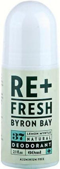 ReFresh Byron Bay Lemon Myrtle Deodorant 60ml