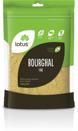 Lotus Bourghal Fine 500gm-Health Tree Australia