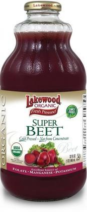 Lakewood Organic Beet Super Juice G/F 946ml