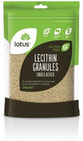 Lotus Granules Lecithin - Unbleached (Germ) 200gm