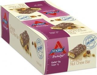 Atkins Endulge Single - Caramel Nut Chew 15x34g