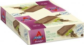 Atkins Endulge Single - Milk Chocolate Mint Crisp 15x30g-Health Tree Australia