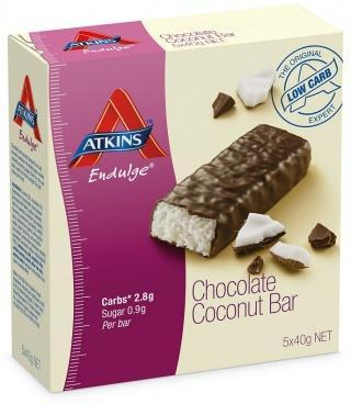 Atkins Endulge 5pk - Chocolate Coconut 200g-Health Tree Australia