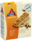 Atkins Day Break 5pk - Cappuccino Nut 185g-Health Tree Australia