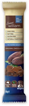 Sweet William NAS Original Chocolate G/F 24x50g
