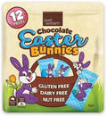 Sweet William Chocolate Easter Bunnies 12Pieces Multipack G/F 155g