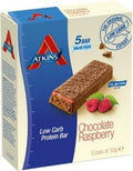 Atkins Advantage 5Pk Low Carb Chocolate Raspberry 150g