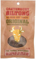 Canterbury Biltong Original 40g-Health Tree Australia