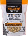 Byron Bay Macadamia Muesli Almond Fig & Pear 450g