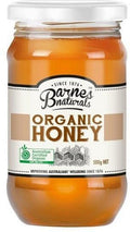 Barnes Naturals Organic Honey (Round) 500g Jar
