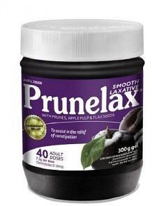 Prunelax Smooth Gel Tub 300g-Health Tree Australia