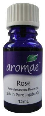 Aromae Rose 5% Essential Oil 12mL