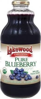 Lakewood Pure Organic Blueberry 946ml-Health Tree Australia