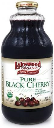 Lakewood Pure Organic Black Cherry 946ml