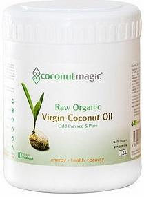 Coconut Magic Organic Virgin Coconut Oil 1.5L container-Health Tree Australia