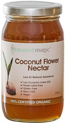 Coconut Magic Organic Coconut Flower Nectar 335ml-Health Tree Australia