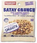 Harvest Box Satay Crunch Nuts (Cashews, Almonds & Peanuts) G/F 45g