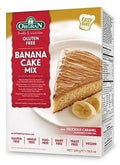 Orgran Banana Cake Mix with Caramel Icing G/F 525g
