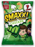 Orgran SMAXX! Crunchy Snacks- Chicken Flavour (7Packs) G/F 126g