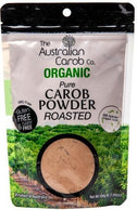 The Australian Carob Organic Carob Powder Roasted 200g-Health Tree Australia