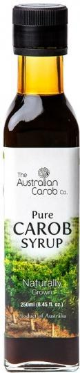 The Australian Carob Syrup 250ml-Health Tree Australia