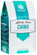Natural Health Co Skinny Bean Chino Natural Fat Burning Coffee (28Sachets) 336g-Health Tree Australia