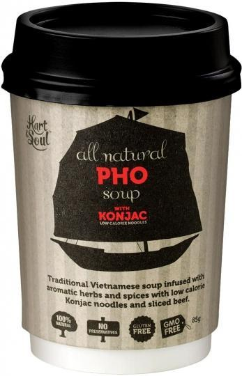 Hart & Soul All Natural Pho Soup in a Cup 85g-Health Tree Australia