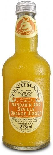 Fentimans Mandarin and Seville Orange 275ml-Health Tree Australia