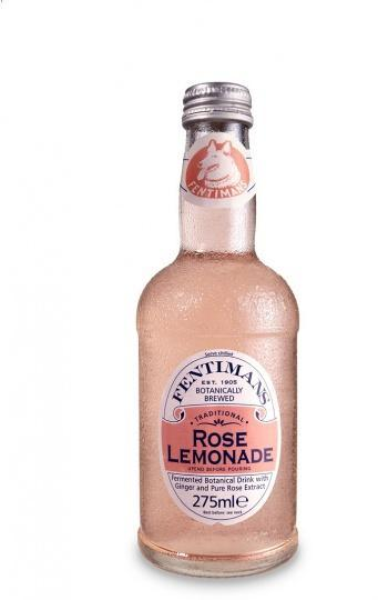 Fentimans Rose Lemonade 275ml-Health Tree Australia