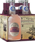 Fentimans Rose Lemonade 4x200ml