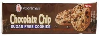 Voortman Sugar Free Chocolate Chip Cookies 227g