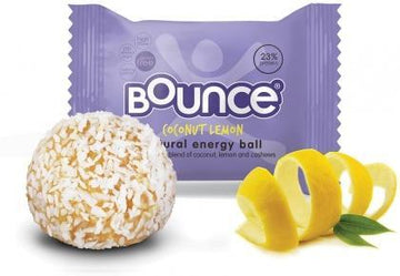 Bounce Coconut Lemon Balls G/F 12x40g