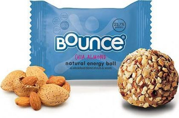 Bounce Chia Almond Balls G/F 12x42g SEP17