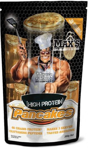 Max's High Protein Pancakes 300g-Health Tree Australia
