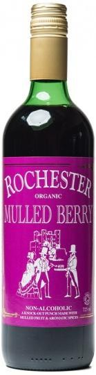 Rochester Organic Mulled Berry Punch 725ml-Health Tree Australia