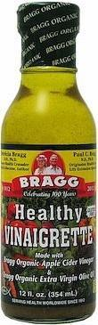 Bragg Dressing Vinaigrette Apple Cider Organic G/F 354ml MAY18