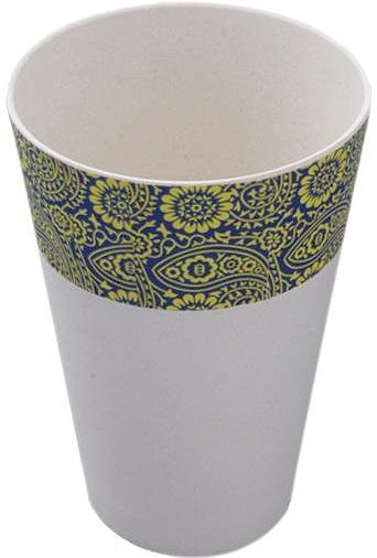 EcoSouLife Bamboo Print Paisley Cup 443ml-Health Tree Australia