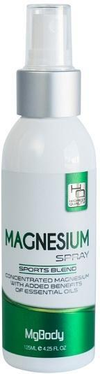 Mgbody Magnesium Spray Advanced Sport Blend 125ml