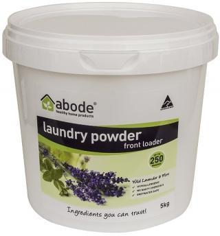 Abode Front Loader Lavender & Mint Laundry Powder 5kg