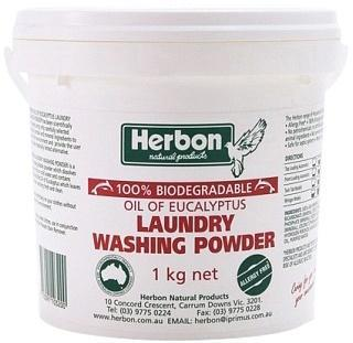 Herbon Laundry Washing Powder Fragrance Free 1kg