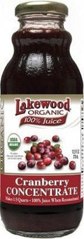 Lakewood Organic Cranberry Concentrate 370ml